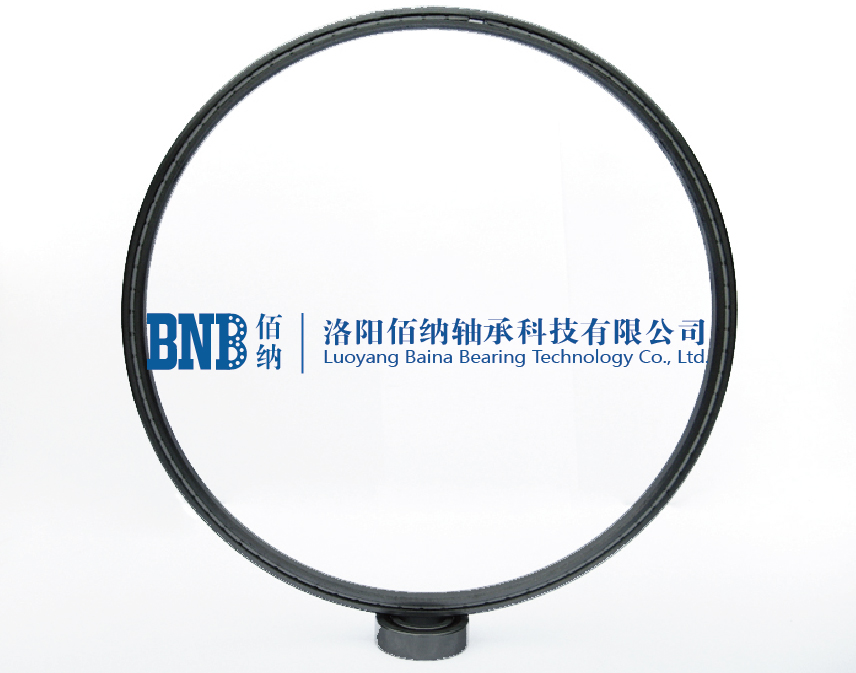 Thin walled equal section bearing